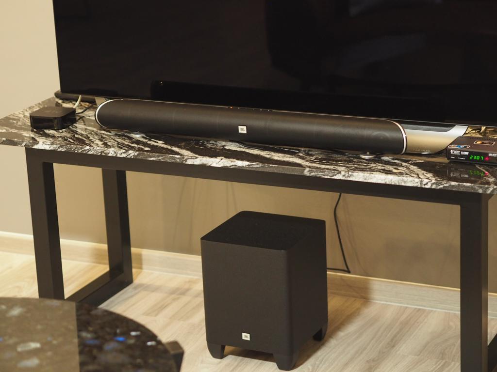 Casa Console 1500L x 500W x 500H, Nero Fantasy, Polished