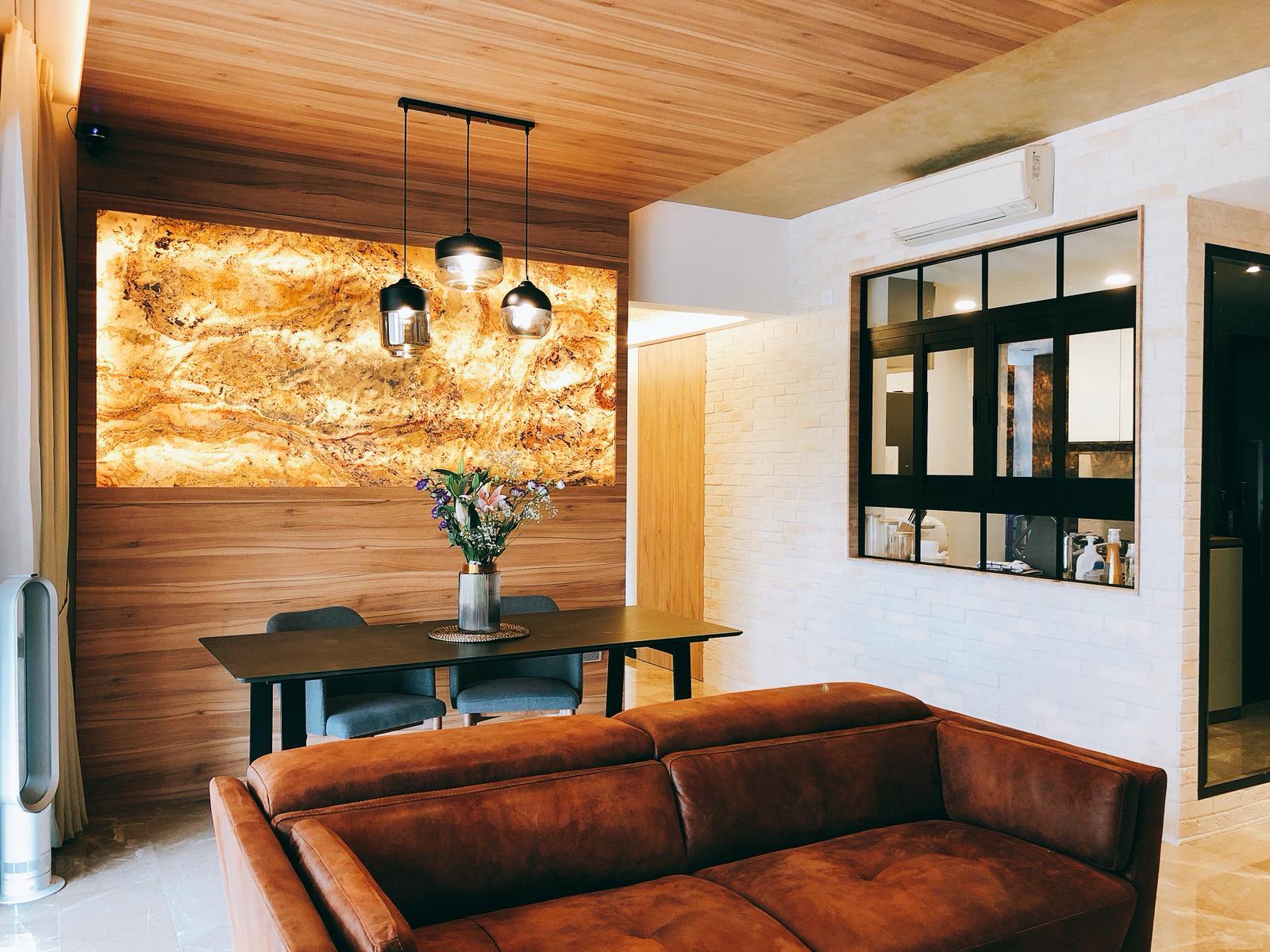 Jala 1800L x 800W, Samudree Black, Flat Bar, 75 x 9 (2)