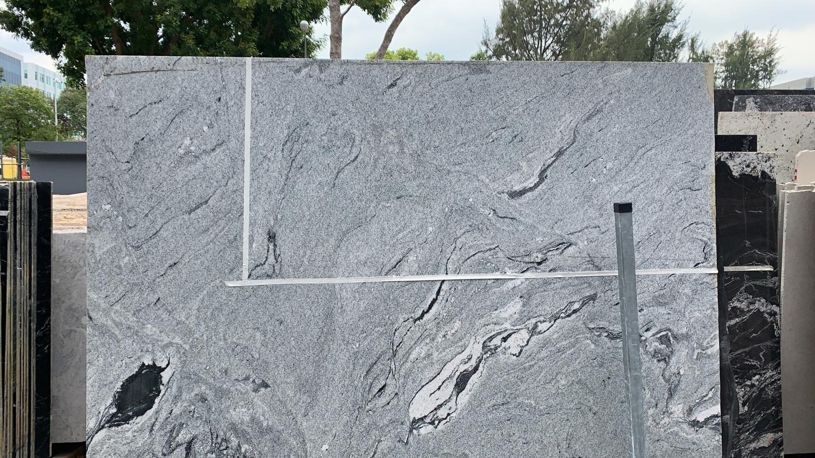Blanco Vis Granite, Polished Slab
